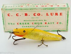Creek Chub Husky Surfster Lure