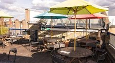 The Rooftop Kitchen, a café with a vintage twist