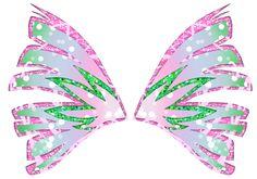 Flora Sirenix Wings by AshaYay on DeviantArt