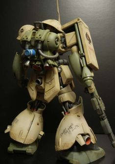 HGUC 1/144 Marasai (UC ver.) Custom Build - Gundam Kits Collection News and Reviews