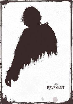 Wilderness - The Revenant #TheRevenant #FanArt