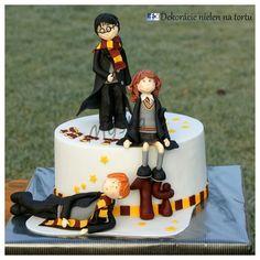 Harry Potter - by Myska @ CakesDecor.com - cake decorating website