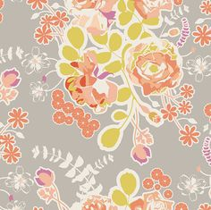 Baby Girls Bedding - Floral Crib Sheet / Woodland Nursery Bedding / Standard or Mini Crib Sheet / Fitted Baby Sheet by Babiease