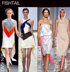 trend forecasting 2014 | Fashion Dress Trend Report for Spring/Summer 2014 by Trend Council ...