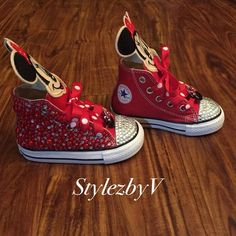 15b574f43f7c 14 Best Minnie Mouse converse images
