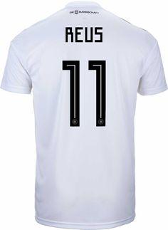 save off c6ce5 58e47 PUMA Marco Reus Borussia Dortmund Away Jersey 18/19-s ...