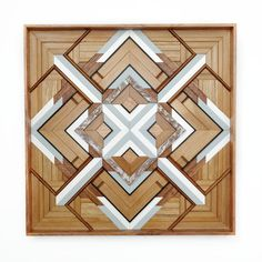 Hand made in Christchurch, New Zealand using repurposed wood sourced from the local area. Contact us for more details. Mosaic Artwork, Wood Source, Repurposed Wood, The Locals, Wood Art, Photo And Video, Handmade, Instagram, Design