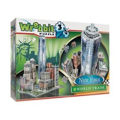 Capture the impressive architecture of the World Trade District with the Wrebbit New York World Trade Puzzle. This puzzle will let you create beautiful recreations of the iconic One World Trade Centre and surrounding district. One World Trade Center, Trade Centre, Puzzle Games For Kids, Puzzles For Kids, World Puzzle, Baby Invitations, 3d Puzzles, Puzzle Pieces, First World