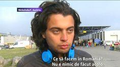 """ROMANIA, SPAIMA REFUGIATILOR : """"CE SA FACEM în România? NU E NIMIC de FA..."""