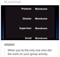 Danganronpa tag on Tumblr