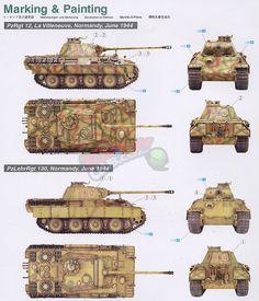 Pzkpfw V Panther.