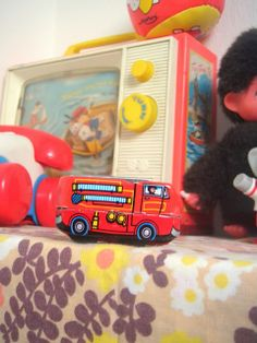 Moment Photos / Vintage Toy