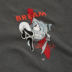 Bream Halloween Special Artist T-Shirt Weird Fish, Snoopy, Menswear, Halloween, Artist, T Shirt, Fictional Characters, Bremen, Male Clothing