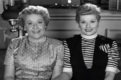 Love Lucy & Ethel