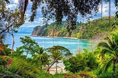 Ruas sem nomes e casas sem número. Assim é a Costa Rica. Praias tanto no oceano Pacífico como no Atlântico, montanhas vulcânicas, florestas tropicais intactas, corredeiras com águas termais, rios caudalosos...ufa! Atrações não faltam nesse país!