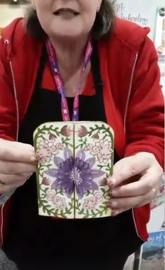 For this LIVE FROM CHA, I am showing off not only a great new collection from Sizzix, but I am introducing you to a fabulous Sizzix Designer...let's sll welcome Katelyn Lizardi! Her inovative style wth a touch of pretty is going to make her a fan favorite.