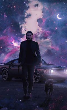 Keanu Reeves John Wick, Keanu Charles Reeves, John Wick Car, John Wick Movie, Movie Wallpapers, Free Hd Wallpapers, Iphone Wallpapers, Dope Wallpaper Iphone, Wallpaper Wallpapers