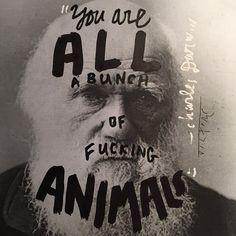 James Victore - Charles Darwin