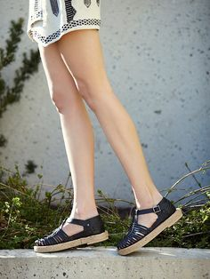 Free People Modern Romance Huarache at Free People Clothing Boutique