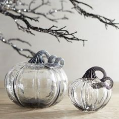 Your fairy godmother would be very pleased with these gorgeous handblown…