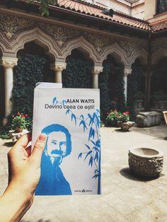 7 cărți geniale, de citit online, gratuit, în limba română - Cărți, cafea și tutun Alan Watts, Books, Mai, Libros, Book, Book Illustrations, Libri
