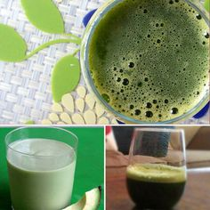 12 Green Juice and Smoothie Recipes