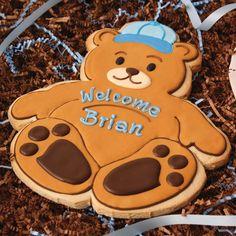bear cookie