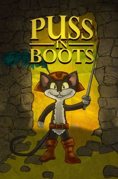 A great classic! Puss in Boots