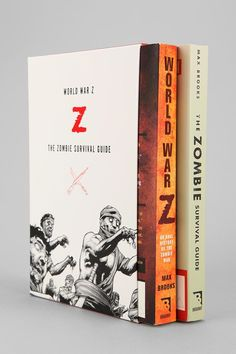 World War Z Boxed Set By Max Brooks #urbanoutfitters