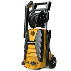 Powerplay PressureJet 1800 PSI (Electric - Cold Water) Pressure Washer