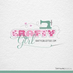 Craftygirlgiftsoc needs a new logo by Derowen