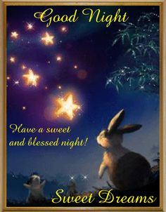 #Whatsapp your loved ones a comforting #goodnight after a tiring week at work with this cute #ecard.