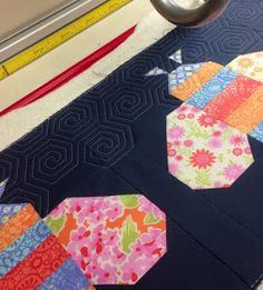 Want it, Need it, Quilt!: My Day with Tracey