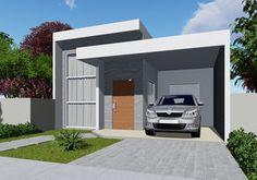 Térreo com 115 m², 2 quartos + 1 suíte