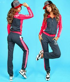 womens tracksuit - Google Search