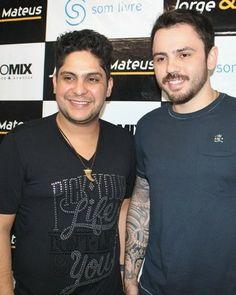 Jorge & Mateus <3