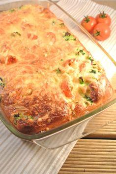 broccoli oven schotel