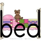 Use this poster to help your kids with b and d reversals, or use the small bed pictures to place right on the desks.I'd love for you to come and ...