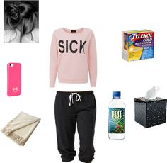 """""""Home sick!! ;("""" by fashionistamiley ❤ liked on Polyvore"""