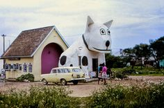 Roadhouse near Cape Town, Movement In Architecture, Cape Colony, Spotty Dog, Beach Buggy, Cape Town South Africa, Outdoor Art, Childhood Memories, History, City