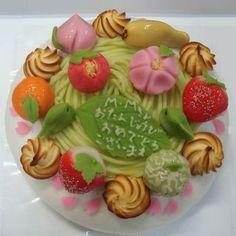 Wagashi/Japanese Cake