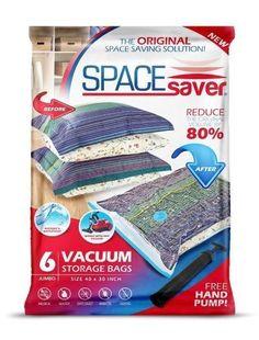 Gagnez un Maximum d'Espace *Housses de Rangement Sous-Vide Premium* pour un…