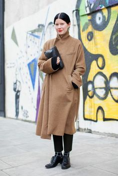 Winter Street Style - Cold-Weather Outfits