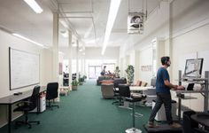 Coworking Space - Mission20, San Francisco, USA