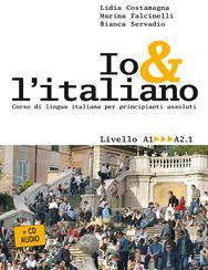 Io e l'italiano. #Italian for absolute #beginners - לימודי איטלקית למתחילים
