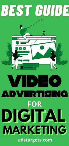 Check out this #VideoMarketing guide to grow your digital presence. Video Advertising, Online Advertising, Display Advertising, Advertising Campaign, Digital Marketing, Email Marketing, Content Marketing, Social Media Marketing, High Expectations