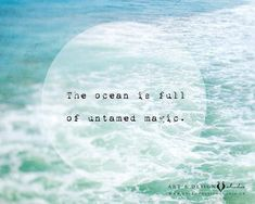 Sea Quotes, Water Quotes, Life Quotes, Crush Quotes, Relationship Quotes, Water Walls, I Love The Beach, Summer Quotes, Beach Aesthetic