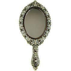 Espelho de Mão Ref. TI0104 — FJ Decor