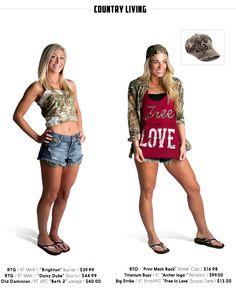 2015 Realtree Girl clothing