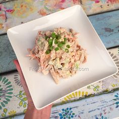 21 Day Fix: Buffalo Chicken Pasta | From Forks to Fitness